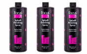 Focus 21 Splash Finishing Spray 950ml x3 Bottles