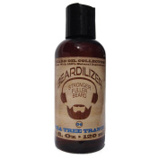 Beardilizer Beard Oil Collection - #4 Tea Tree Trance 120ml - Made with 100% Natural Ingredients