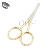 DDP SAFETY SCISSORS STAINLESS 8.9cm
