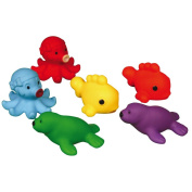 Swimming Pool Accessories Kids Fun Playing Soft Vinyl Animal Pets Toy