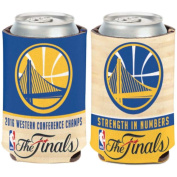 Golden State Warriors Wincraft 2016 The Finals Western Conference Champs Koozie