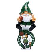 NBA Boston Celtics Sitting On Logo Gnome, Green