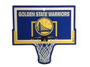 Golden State Warriors NBA Basketball Hoop Street Sign