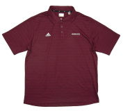 Charlotte Bobcats Team Issued adidas Polo Shirt Size 4XLT - Burgundy