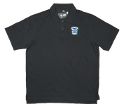 New Orleans Hornets Team Issued adidas Polo Shirt Size 4XLT - Black