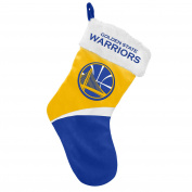 Golden State Warriors Basic Holiday Stocking - 2016