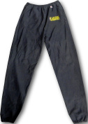 Practise Used Los Angeles Lakers Sweat Pants Shaquille O'Neal HUGE Size XXL