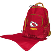 Lil Fan NFL Nappy Backpack Collection, Kansas City Chiefs