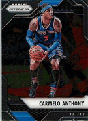 Basketball NBA 2016-17 Panini Prizm #121 Carmelo Anthony Knicks