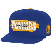 Mitchell and Ness NBA Golden State Warriors Winning Streak Team Snapback Cap