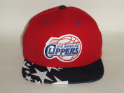 Mitchell & Ness NBA Los Angeles Clippers 2Tone Blue/Red Snapback -A2096