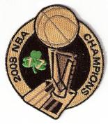 2008 NBA 17th Champions Patch Boston Celtics