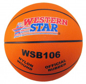 Intermediate Basketball Rubber Size