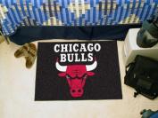 """NBA - Chicago Bulls Starter Rug 48cm """" x 80cm """""""