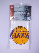 LOS ANGELES LAKERS NBA 41cm X 60cm MCARTHUR SPORTS TOWEL D60
