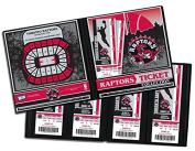 NBA San Antonio Spurs Ticket Album, One Size