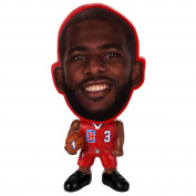 NBA Los Angeles Clippers Chris Paul Unisex Paul C. #3 Flathlete Figurine, One Size