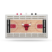 Chicago Bulls NBA Licenced 2 Track Cribbage Board