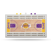 Los Angeles Lakers NBA Licenced 2 Track Cribbage Board