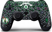 NBA Boston Celtics PS4 DualShock4 Controller Skin - Boston Celtics Digi Vinyl Decal Skin For Your PS4 DualShock4 Controller