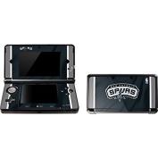 NBA San Antonio Spurs 3DS Skin - San Antonio Spurs Vinyl Decal Skin For Your 3DS