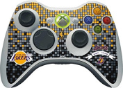 NBA Los Angeles Lakers Xbox 360 Wireless Controller Skin - LA Lakers Digi Vinyl Decal Skin For Your Xbox 360 Wireless Controller