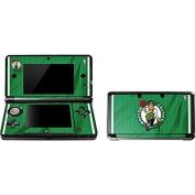 NBA Boston Celtics 3DS Skin - Boston Celtics Vinyl Decal Skin For Your 3DS