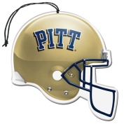 Licenced NCAA Pittsburgh Panthers Nu-Car Scent Helmet Shape Air Freshener 3 Pack Set