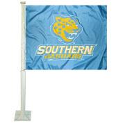 Southern Jaguars Car Flag