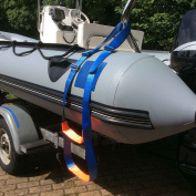 Rib, Inflatable Boat Boarding Ladder