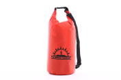 The Nomad Company Ultra Lightweight Waterproof Dry Bag 20L - Perfect for Kayaking, Hiking and Camping