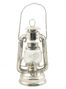 EUROMARINE Unisex Adult 002121 Oil Lamp, Nickel