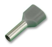 FERRULE, TWIN ENTRY, 4MM 9037530000 By WEIDMULLER