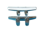 Stainless Steel 10cm Trimline Boat Cleat