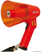 Compact megaphone battery-operated 20 W