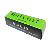 GREEN ROUGE DIALUX jewellers POLISHING COMPOUND VERT DIALUX jewellery POLISH 1 BAR
