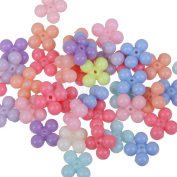 Mix Colour Jewellery Beads For Kids Crafts DIY 50 Pcs