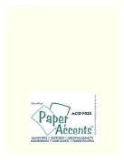 Accent Design Paper Accents ADP8511-25.893 No.80 22cm x 28cm Pearl Paper Pearlized Card Stock