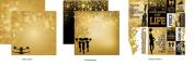 Cheerleading Cheer 12x12 Scrapbook Paper & Stickers Set by Reminisce