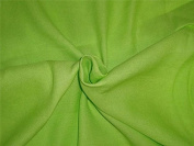 viscose moss crepe lime green 140cm width