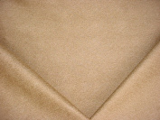 190H4 - Gold Textured Boucle Tweed Designer Upholstery Drapery Fabric - By the Yard