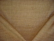 134H1 - Caramel / Coconut Brown Heavy Comfortable Soft Textured Chenille Ottoman Strie Stria Plains Designer Upholstery Drapery Fabric - By the Yard