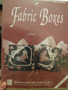 Designs for the Needle Butterflies Fabric Box Counted Cross Stitch Kit