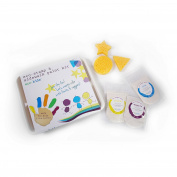 eco-kids Eco-Stamp and Sidewalk Paint Kit