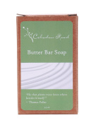 Celadon Road Butter Bar Soap - Organic Nourishing Ingredients -Safe Gentle and Non-toxic - 100ml - Made in USA