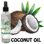 Fractionated Coconut Oil-MCT Oil, 6 Sizes Available, Certified Food and Therapeutic Grade, Carrier Oil, Massage Oil, Hydrating Oil, Hair Oil, 0 Additives, Organic Coconut, Pure Coconut Oil