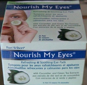 Body Care / Beauty Care Fran Wilson Nourish My Eyes Cucumber Eye Pads Bodycare / BeautyCare