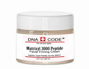 DNA Code- Botox Alternative-Matrixyl 3000 Complex Peptides Firming Cream w/ Matrixyl 3000, Syn-Ake, SNAP-8, Copper Peptides