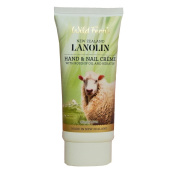 Wild Ferns Lanolin Hand and Nail Creme with Rosehip Oil and Keratin