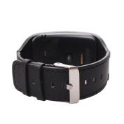 AutumnFall Genuine Leather Watch Wrist Strap Band for Samsung Gear S SM-R750